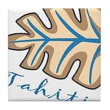 Tahiti Tile Coaster