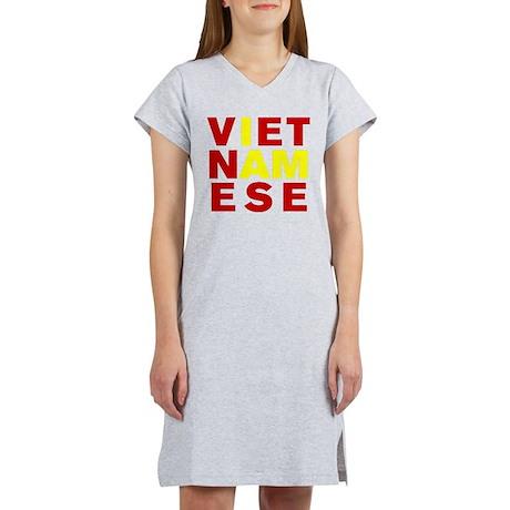 I AM VIETNAMESE Women's Nightshirt