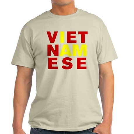 I AM VIETNAMESE Light T-Shirt