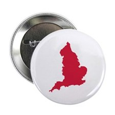 "England map 2.25"" Button (10 pack)"