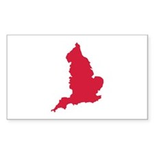 England map Decal