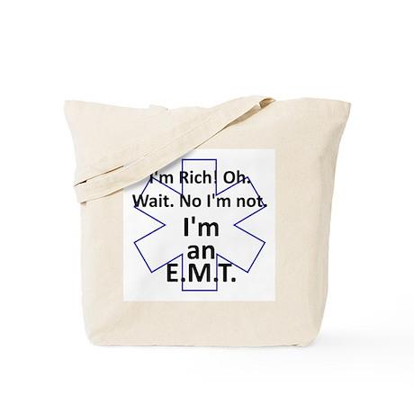 Rich EMT Tote Bag