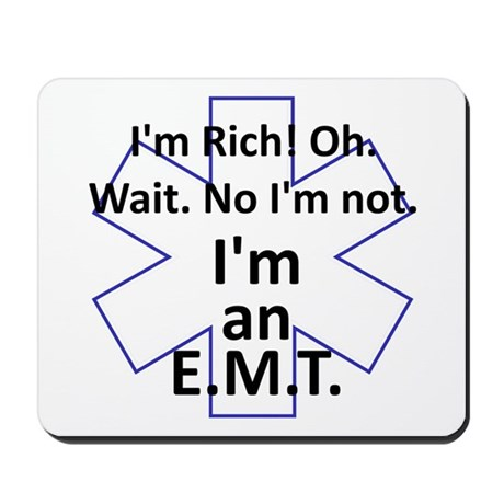 Rich EMT Mousepad