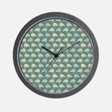 Flightless Fancy Wall Clock