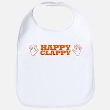 Happy Clappy Bib