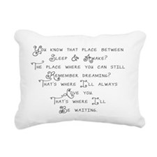 peterpan.png Rectangular Canvas Pillow