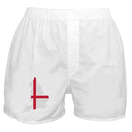 England map flag Boxer Shorts