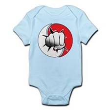 Martial Arts Infant Bodysuit