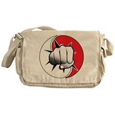 Martial Arts Messenger Bag