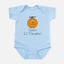 Dido LIttle Pumpkin Infant Bodysuit