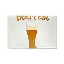 BeerFest Rectangle Magnet