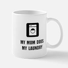 Mom Does Laundry Mug