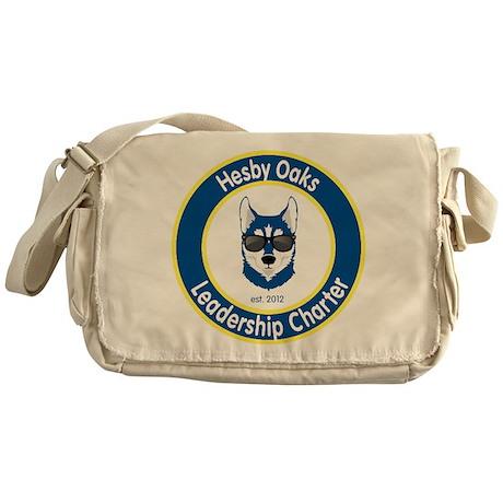 Informal Hesby Oaks Logo Messenger Bag
