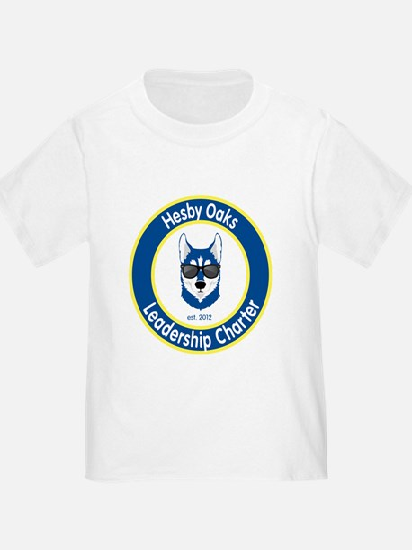 Informal Hesby Oaks Logo T