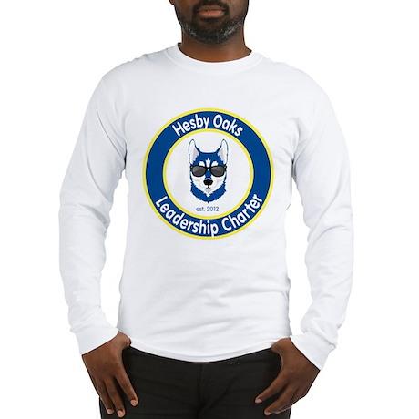 Informal Hesby Oaks Logo Long Sleeve T-Shirt