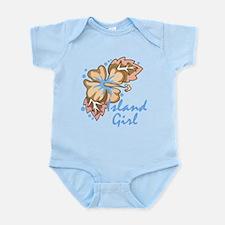 Island Girl Infant Bodysuit