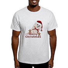 Cockapoo Christmas T-Shirt
