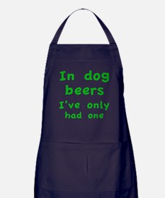 In dog beers I've only had one Apron (dark)
