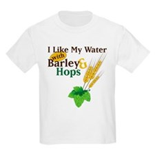 I Like My Water T-Shirt