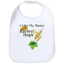 I Like My Water Bib