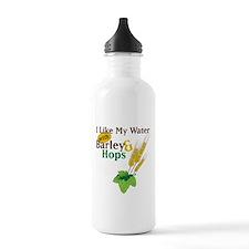 I Like My Water Water Bottle