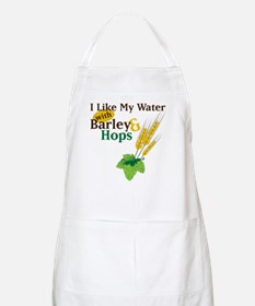 I Like My Water Apron