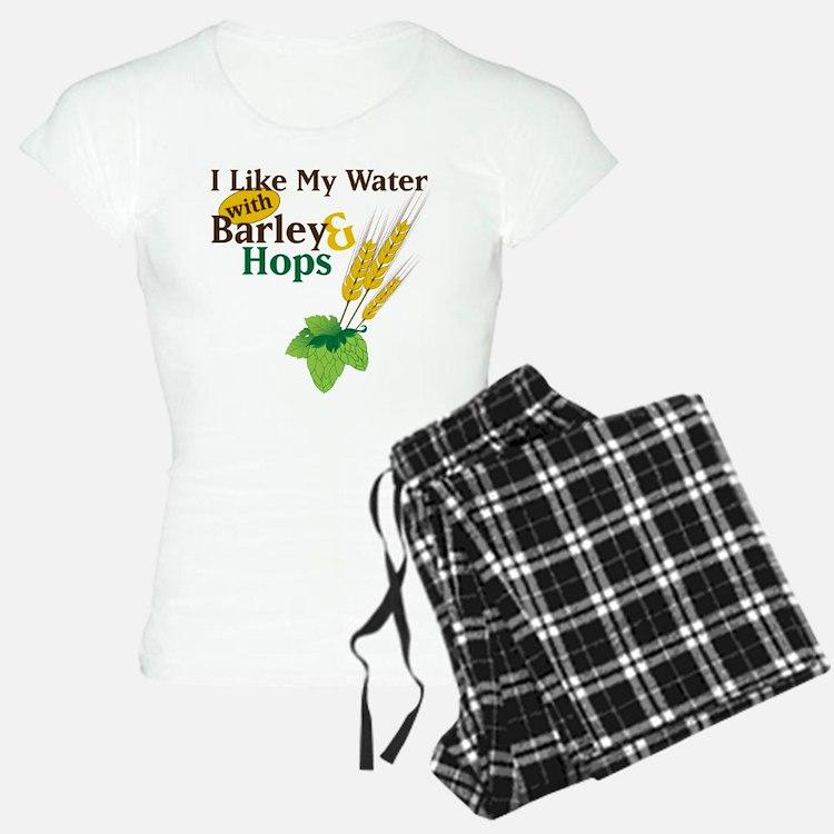 I Like My Water Pajamas