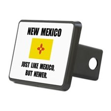 New Mexico Newer Hitch Cover