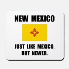 New Mexico Newer Mousepad
