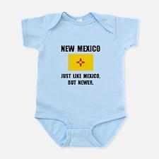 New Mexico Newer Infant Bodysuit