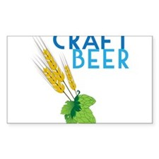 Craft Beer Decal