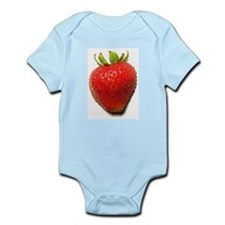 Strawberry Infant Creeper