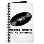 Nobody Listens Vinyl Journal