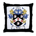 Leny Coat of Arms Throw Pillow