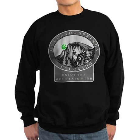 Colorado Spring Cannabis Sweatshirt (dark)