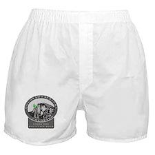 Colorado Spring Cannabis Boxer Shorts