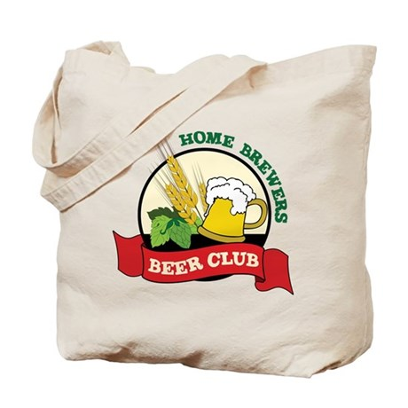 Home Brewers Tote Bag