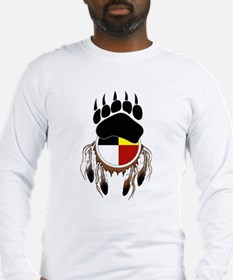 Circle Of Courage Long Sleeve T-Shirt