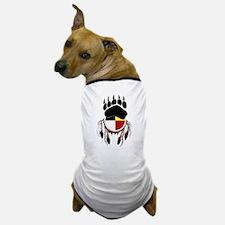 Circle Of Courage Dog T-Shirt