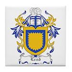 Lend Coat of Arms Tile Coaster