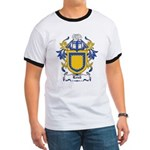 Lend Coat of Arms Ringer T