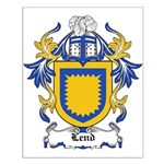 Lend Coat of Arms Small Poster