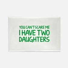 You can't scare me. I have two daughters. Rectangl