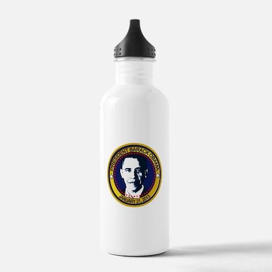 Obama Inauguration 2013 Water Bottle
