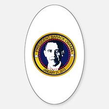 Obama Inauguration 2013 Decal