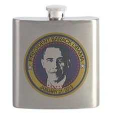 Obama Inauguration 2013 Flask