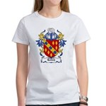 Leitch Coat of Arms, Family C Women's T-Shirt