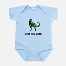 Rex Nom Nom Infant Bodysuit
