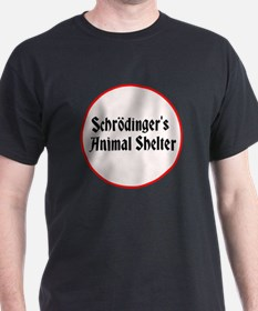 Schrödingers Animal Shelter T-Shirt