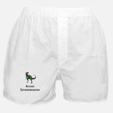 Sexual Tyrannosaurus Boxer Shorts